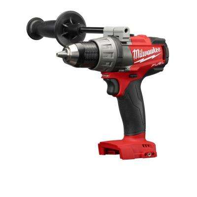 M18 FUEL 18-Volt Cordless Lithium-Ion Brushless 1/2 in. Drill/Driver (Tool-Only)