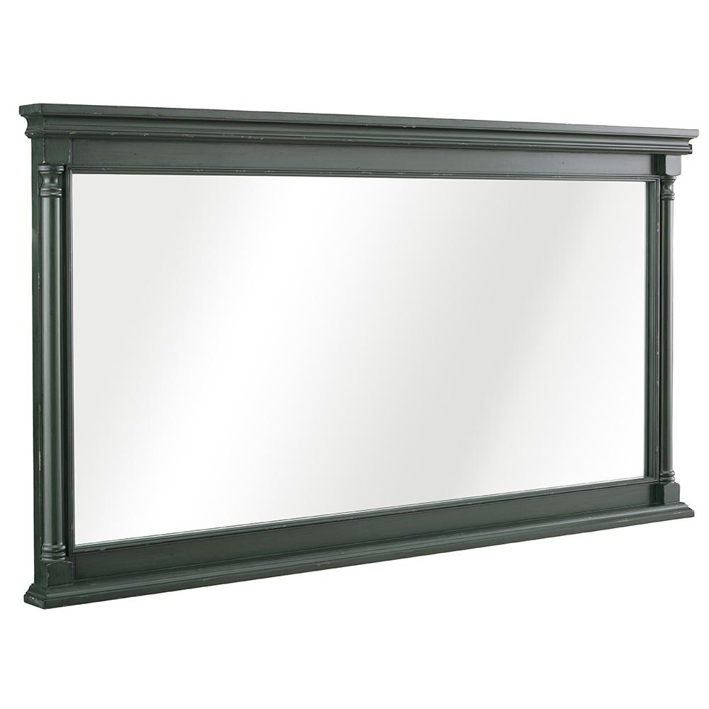 Greenbrook 60 in. W x 32 in. H Framed Wall Mirror