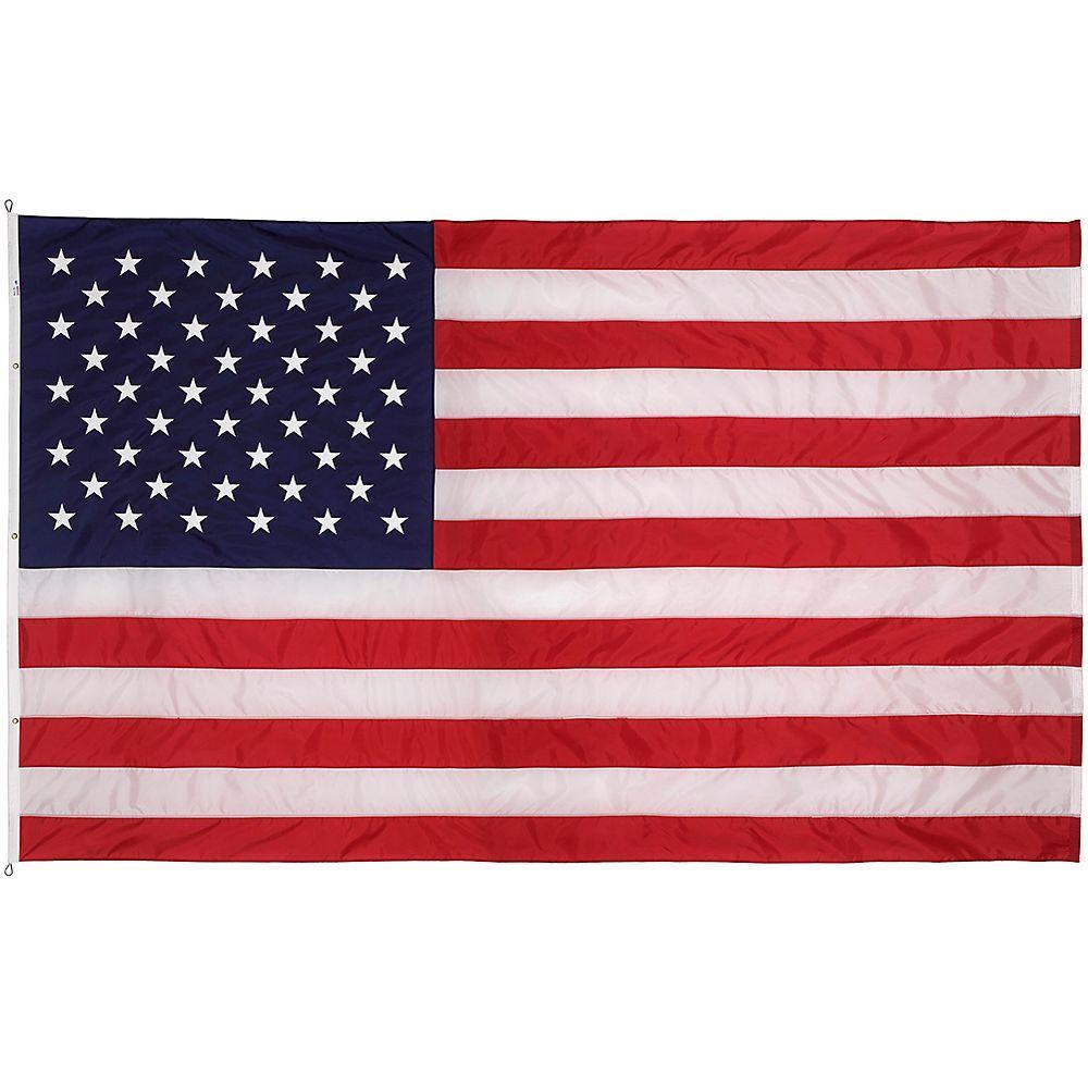 15 ft. x 25 ft. Nylon U.S. Flag