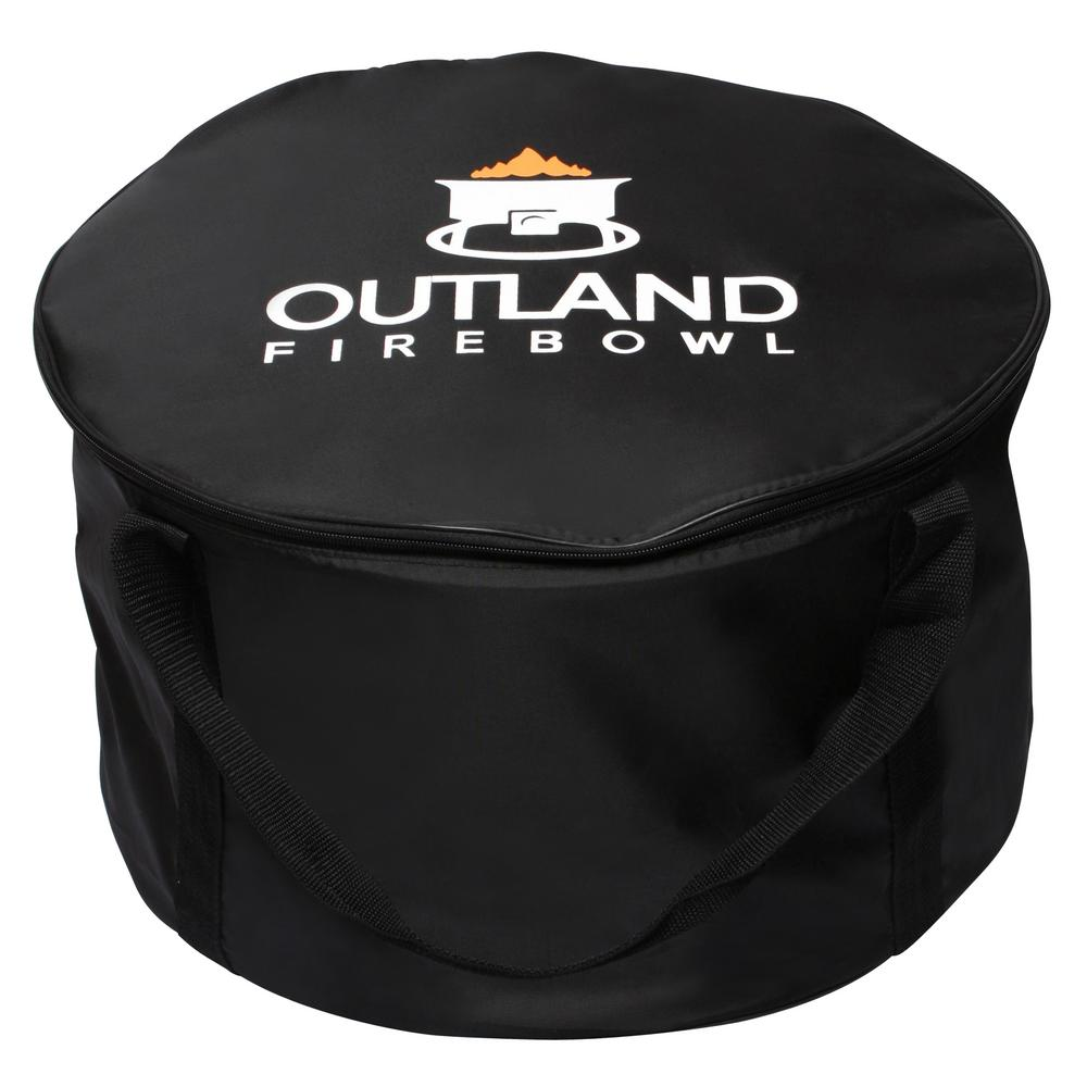 Outland Firebowl 22 in. Cypress Carry Bag for 21 in. Dia ... on Outland Firebowl Cypress id=59007