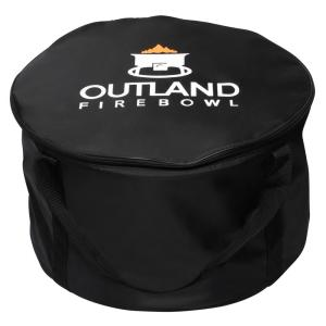 Outland Firebowl 22 in. Cypress Carry Bag for 21 in. Dia ... on Outland Living Cypress Fire Pit id=26848