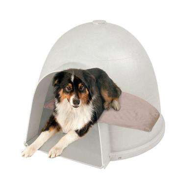 14.5 in. x 24 in. 40-Watt Medium Lectro-Soft Igloo Style Heated Bed