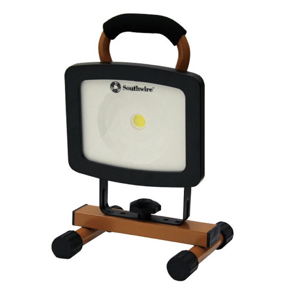 Southwire 1,474-Lumen High Intensity Portable LED Work Light with 3 ft. Cord