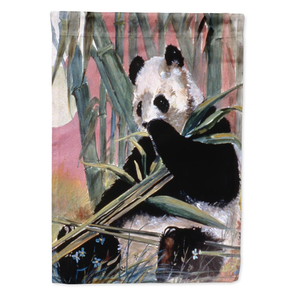 Caroline S Treasures 28 In X 40 In Polyester Giant Panda Flag Canvas House Size 2 Sided Heavyweight Jmk1190chf The Home Depot