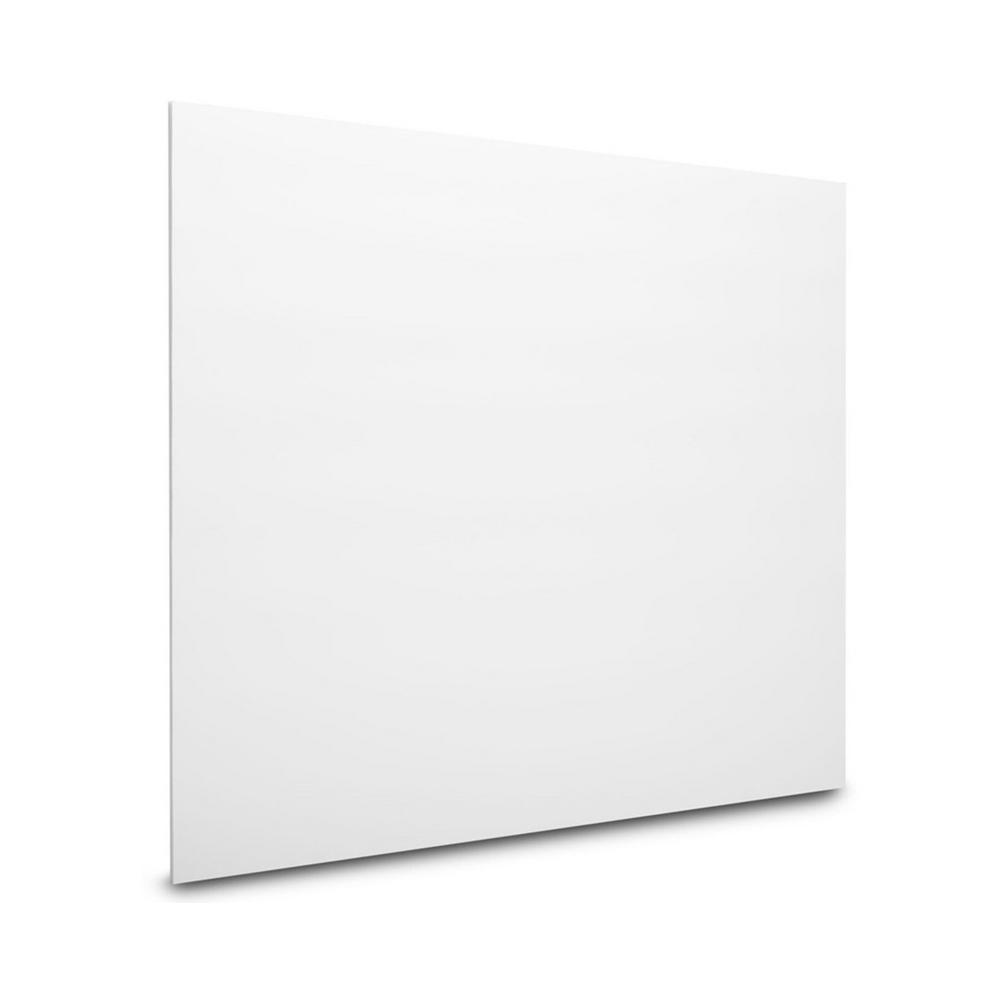 AdirOffice 20 in. x 30 in. White Foam Board Sheets (6-Pack)