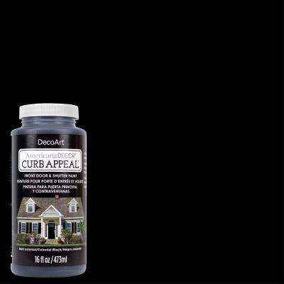 16 oz. Colonial Black Acrylic Paint