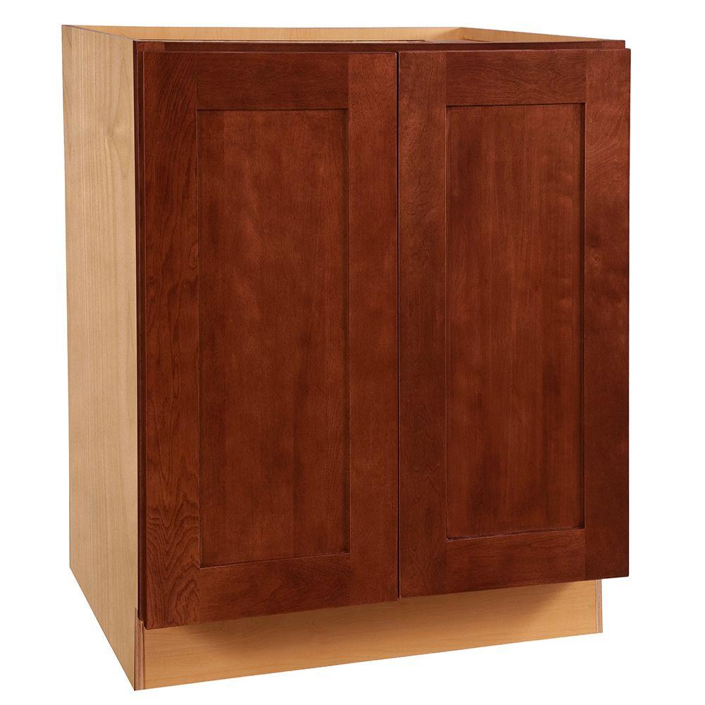 Home decorators collection kingsbridge assembled 33x34 Home decorators collection kitchen cabinets