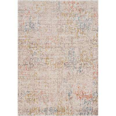 Apostolos Cream 2 ft. x 3 ft. Area Rug