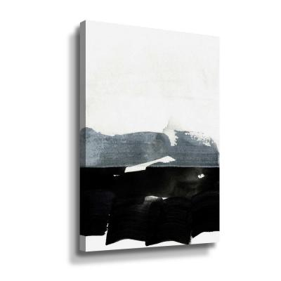 'BW 02' by  Iris Lehnhardt Canvas Wall Art