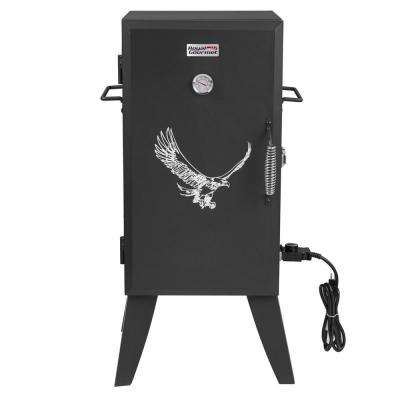 28 in. Electric Smoker with Adjustable Temperature Control