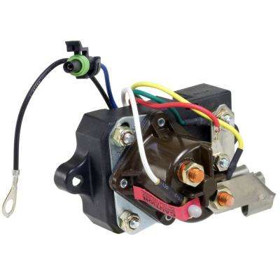Diesel Glow Plug Controller fits 1987-1994 Ford E-350 Econoline E-350 Econoline,F-250,F-350 E-350 Econoline