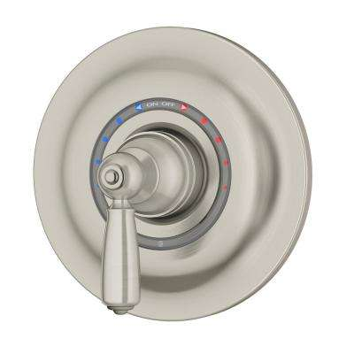 Allura Shower Valve in Satin Nickel