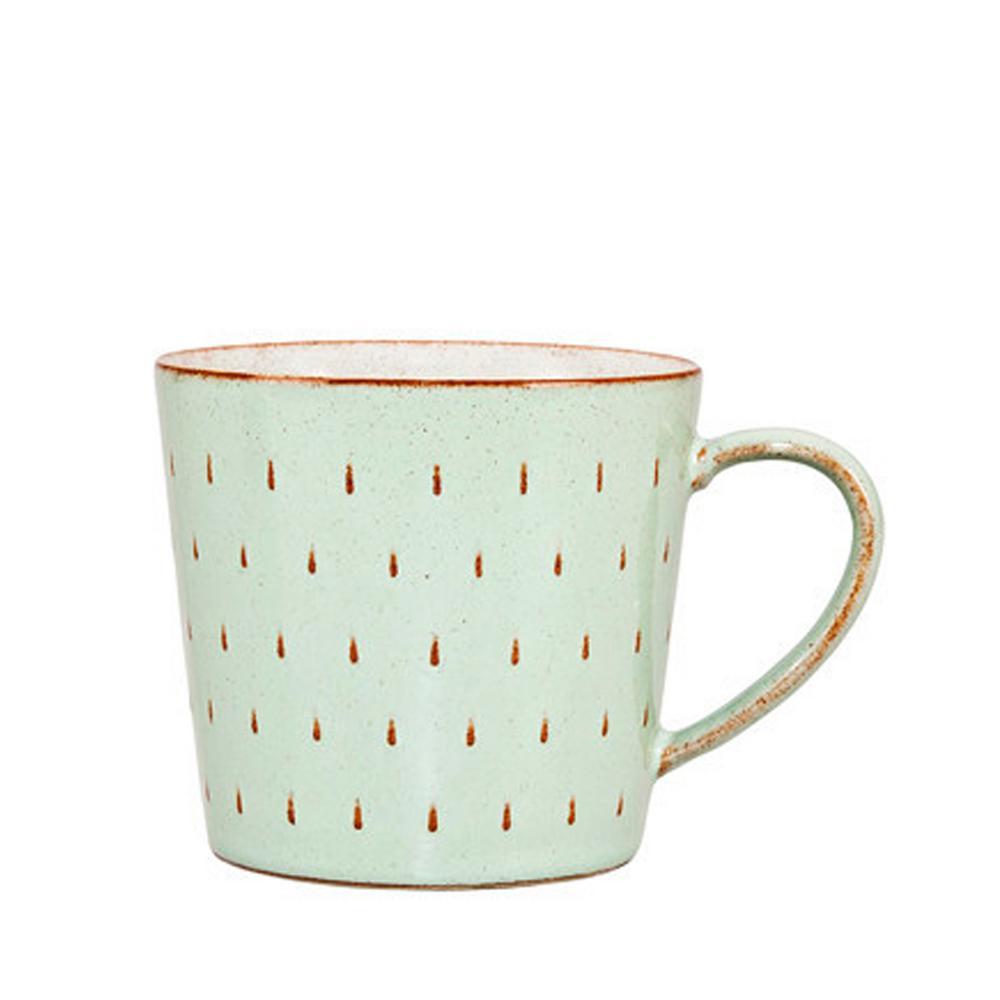 10 oz. Heritage Green Orchard Cascade Mug