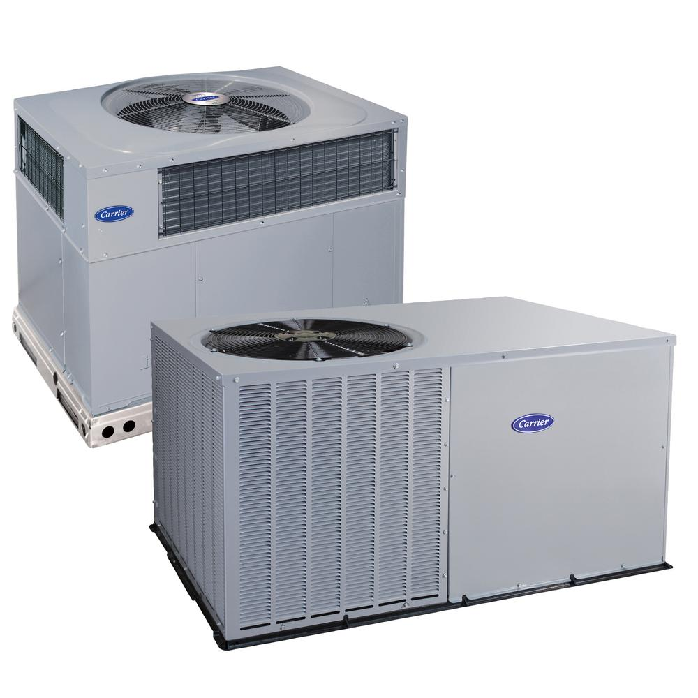 Carrier Installed Comfort Series Packaged Air Conditioner System