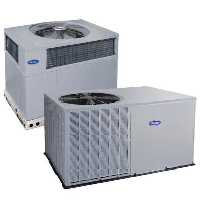 Installed Comfort Series Packaged Air Conditioner System