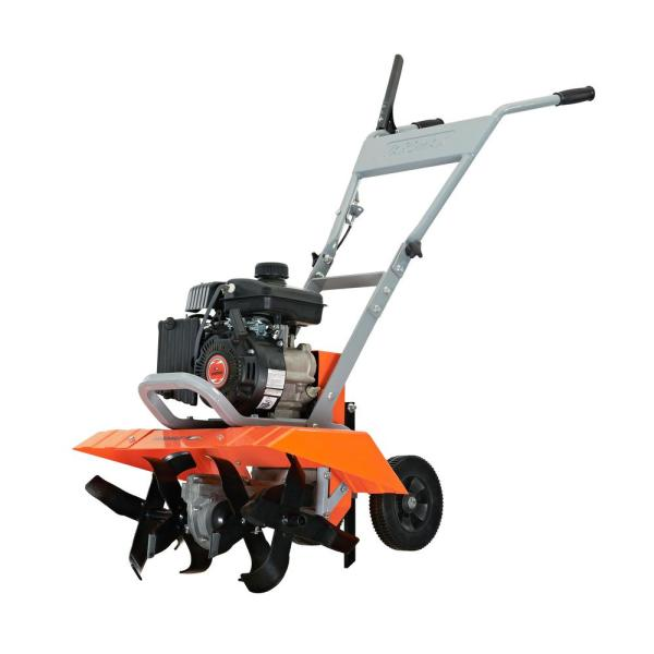 Yardmax 11 In X 21 In 98 Cc Front Tine Tiller Yt5328 The Home Depot
