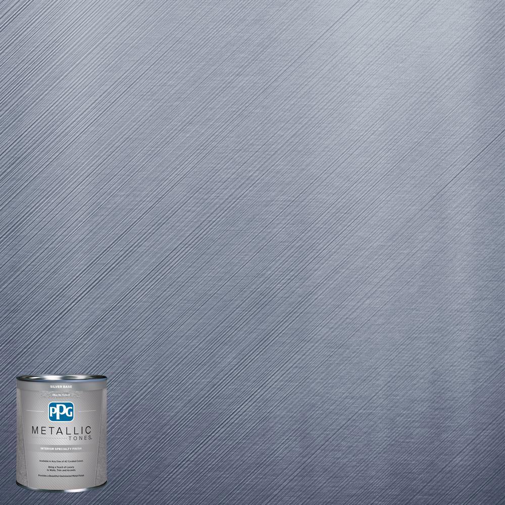1 qt. #MTL109 Sapphire Pebble Metallic Interior Specialty Finish Paint