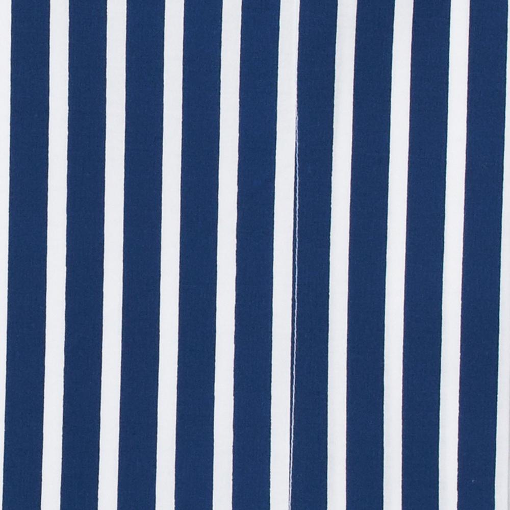 Aiden Stripe 200-Thread Count Cotton Percale Pillowcase (Set of 2)