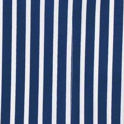 Aiden Stripe 200-Thread Count Cotton Percale Duvet Cover
