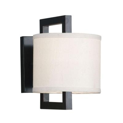 Endicott 1-Light Oil Rubbed Bronze Wall Sconce