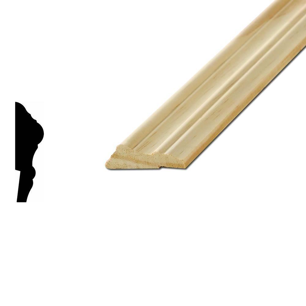 American Wood Moulding WM391 11/16 In. X 2-5/8 In. Pine