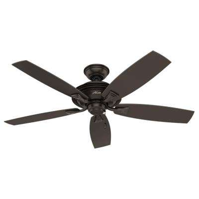 Rainsford 52 in. Outdoor Premier Bronze Ceiling Fan