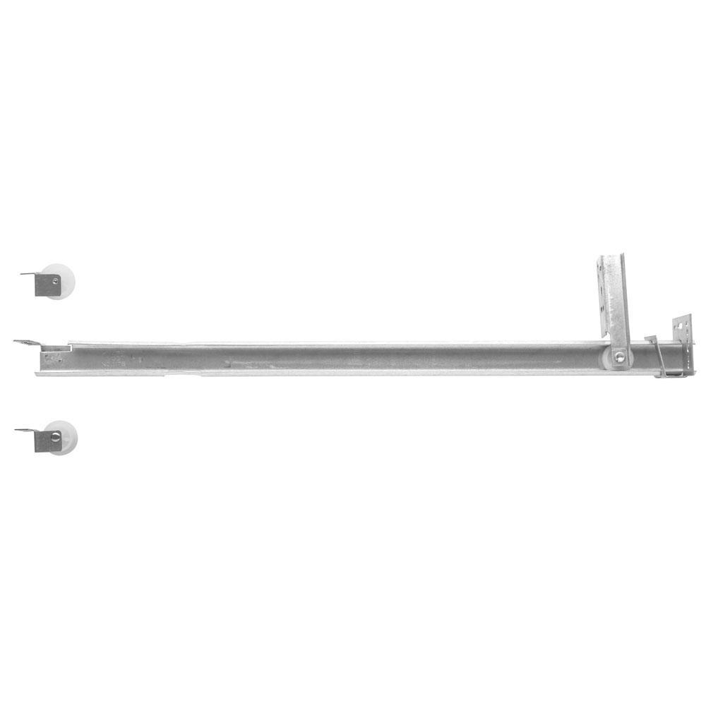 1175 Series 20 in. Zinc Drawer Slide