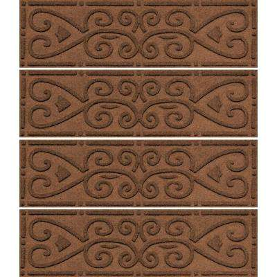 Scroll Stair Tread Cover (Set Of
