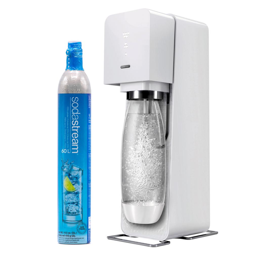 SodaStream Soda Machine Adjustable Carbonation 1 Liter 3 ...