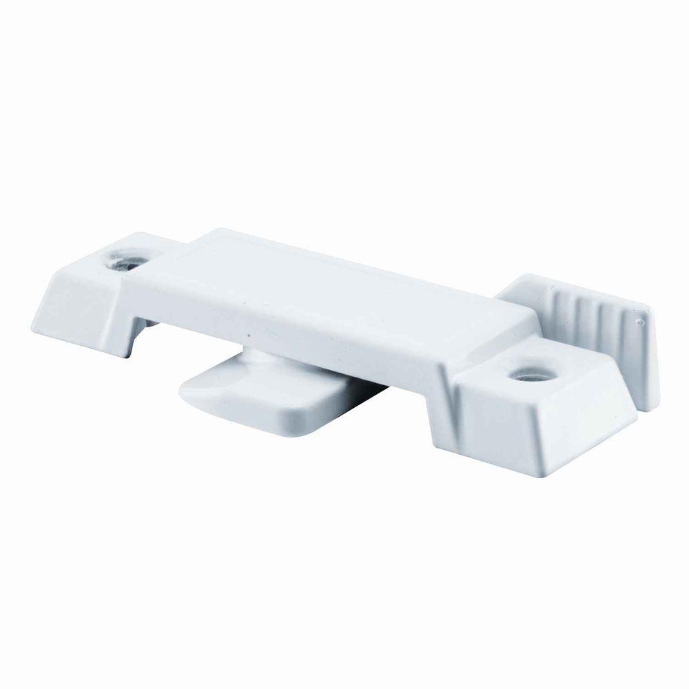 Prime-Line Sliding Window Slim-Line Sash Lock with 3/8 in. Latch