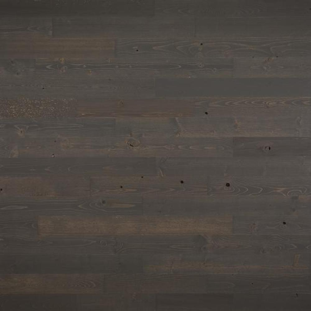 1/8 in. x 3 in. x 12-42 in. Peel and Stick Dark Gray Wooden Decorative Wall Paneling (10 sq. ft./Box)