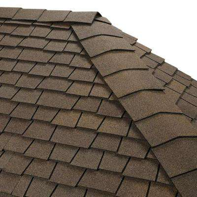Timbertex Stone Wood Premium Hip and Ridge Shingles (20 lin. ft. per Bundle)