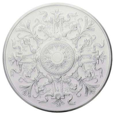 33 in. O.D. x 1-3/4 in. P Versailles Ceiling Medallion