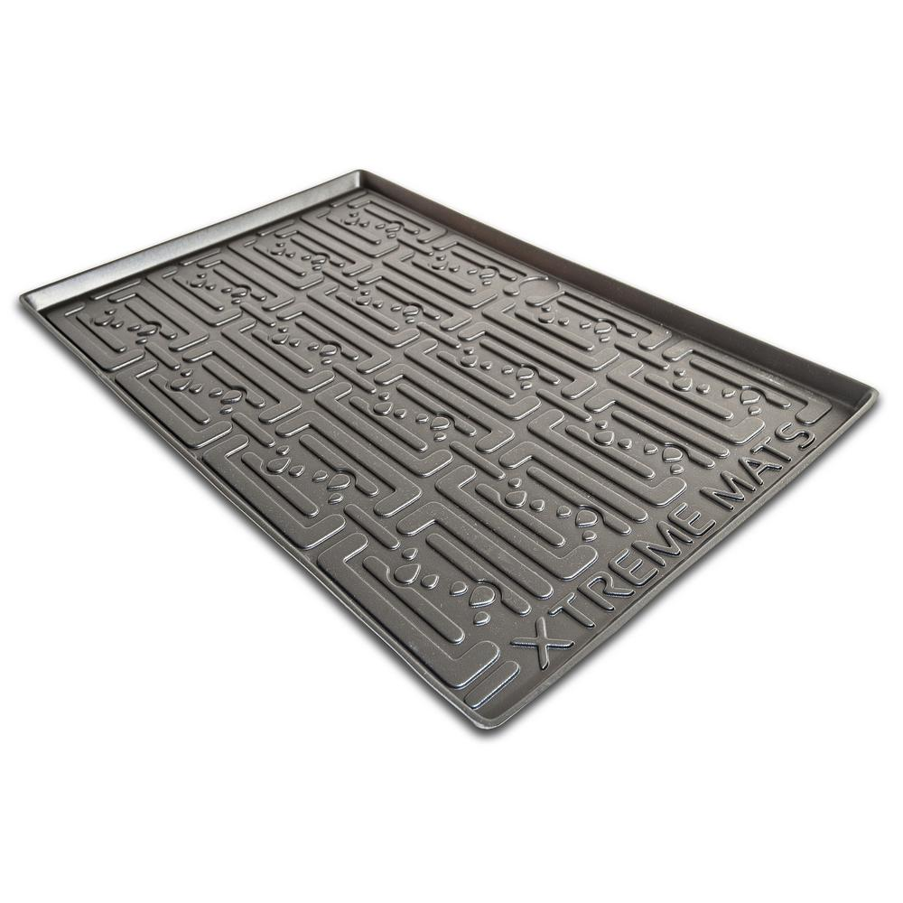 Exceptionnel This Review Is From:Black Kitchen Depth Under Sink Cabinet Mat Drip Tray  Shelf Liner (30 3/8 In. X 21 1/2 In. )
