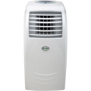 CCH Products 8,000 BTU Portable Air Conditioner Cooling/Dehumidifying with Remote Control in White by CCH Products