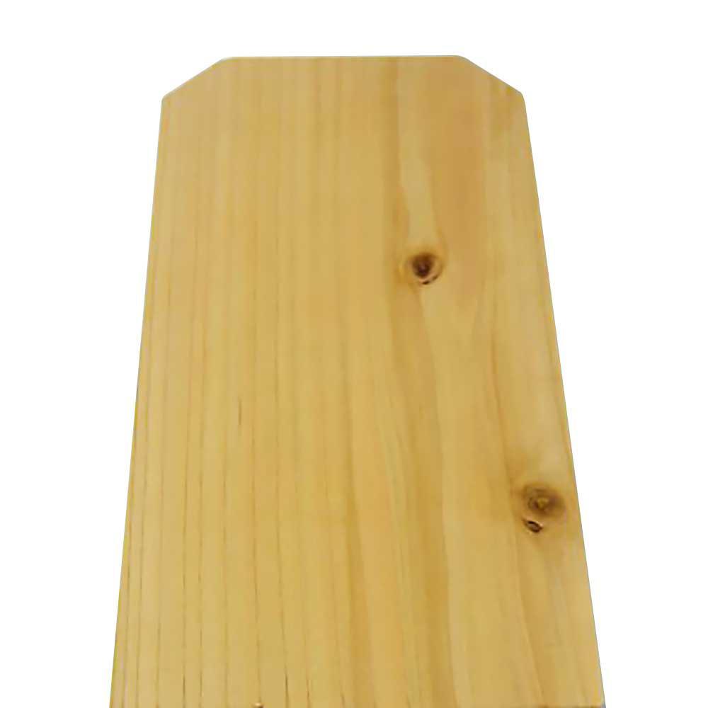 5/8 in. x 6 in. x 6 ft. Japanese Cedar Dog Ear Fence Picket