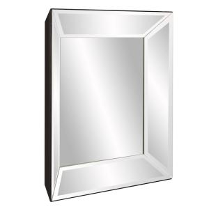 Vogue Inward Square Mirror by