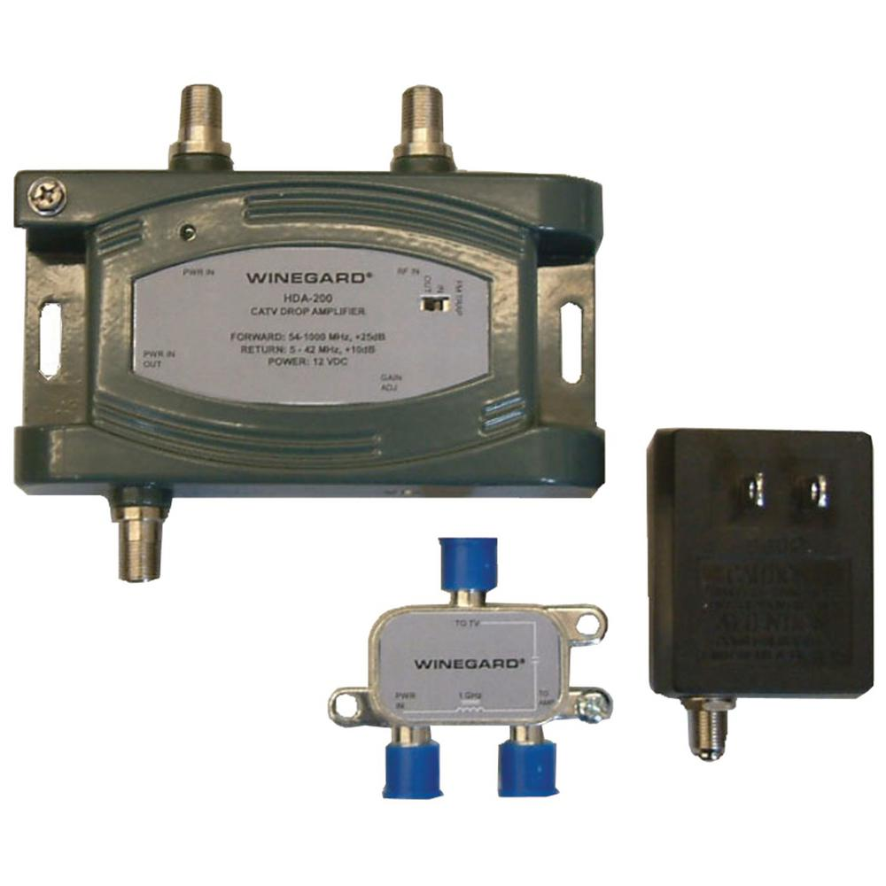Winegard Directional Amplifier