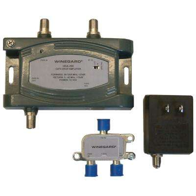 Directional Amplifier