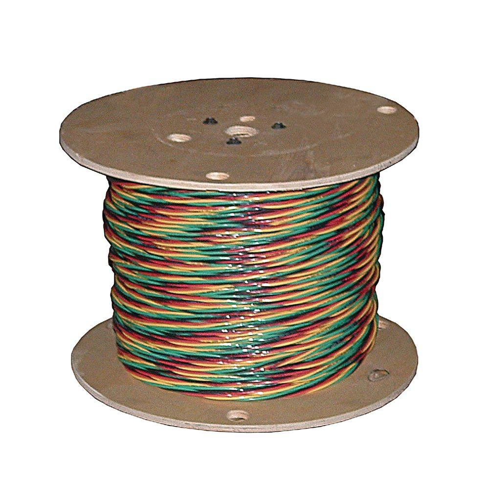 Southwire 500 ft. 12/3 Solid CU W/G Submersible Well Pump Wire