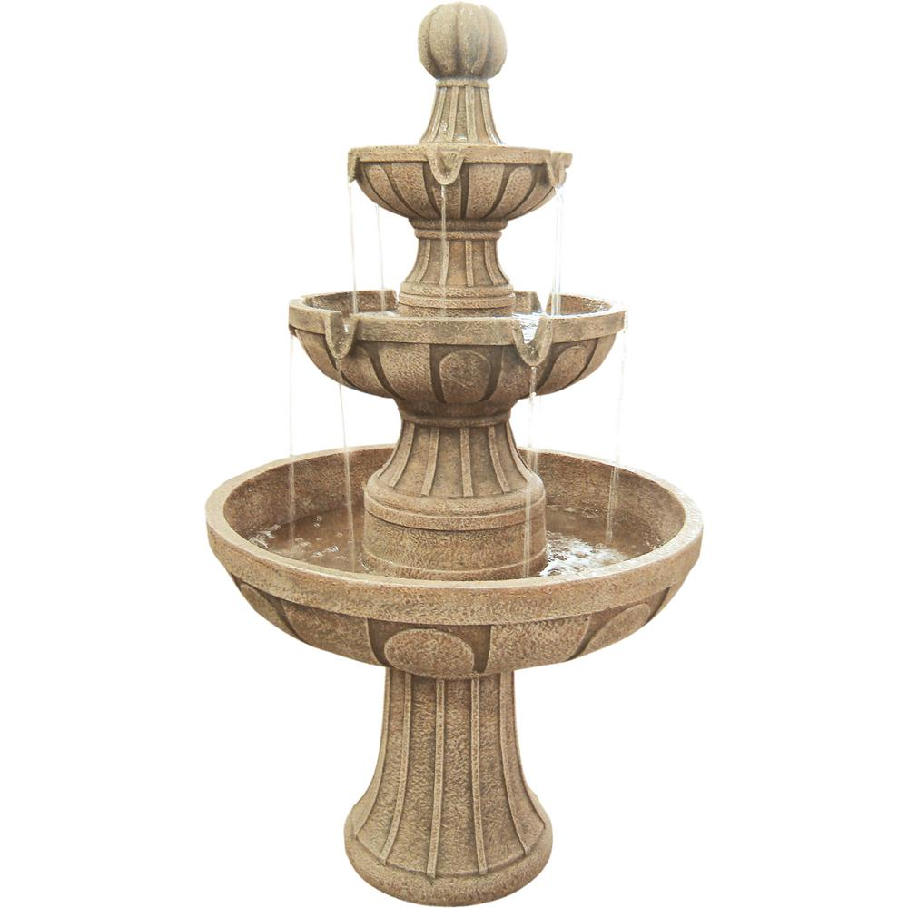 Bond manufacturing napa valley fountain y97016 the home Outdoor water fountains