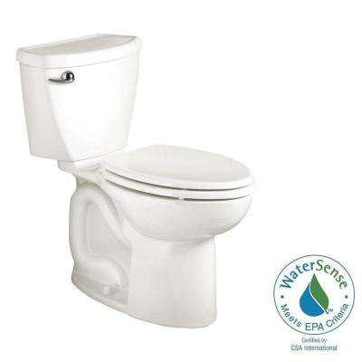 Cadet 3 Powerwash Tall Height 2-piece 1.28 GPF Single Flush Elongated Toilet in White