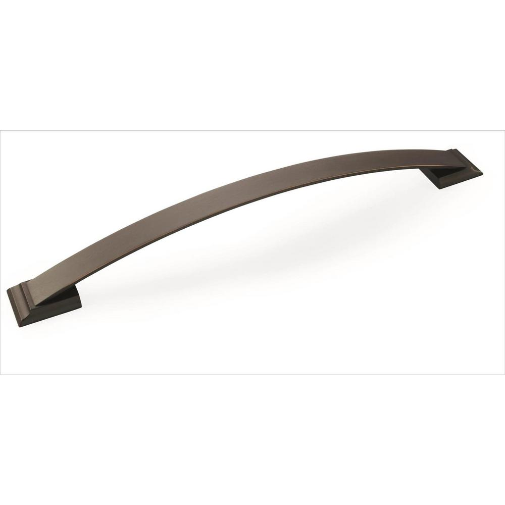 Candler 12 in. (305 mm) Center Oil-Rubbed Bronze Appliance Pull