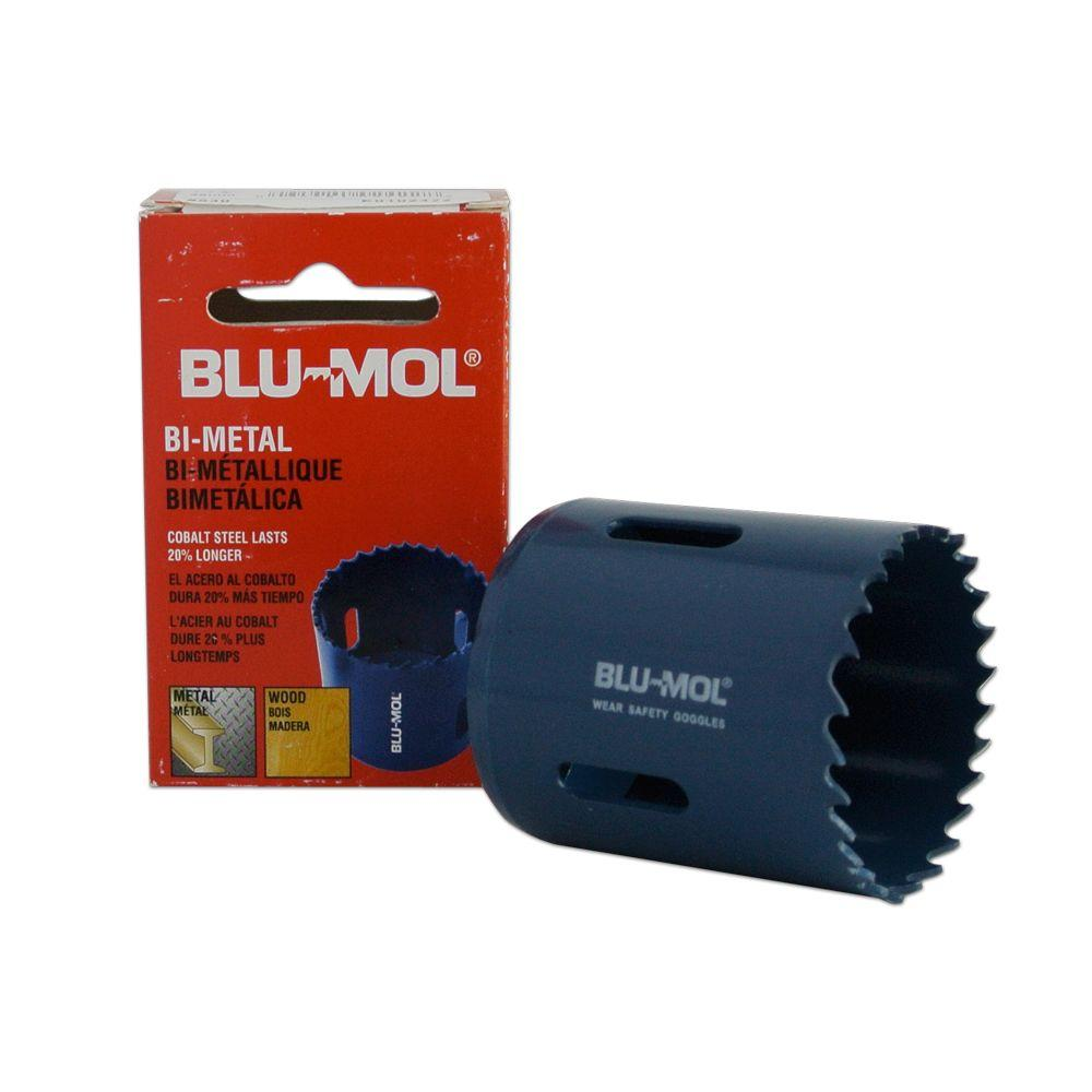 BLU-MOL 1-7/8 in. Bi-Metal Hole Saw