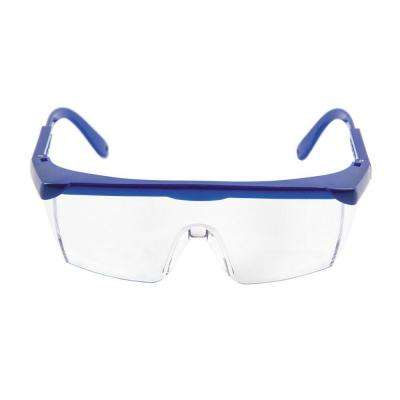 Protective Safety Glasses with Adjustable Frame