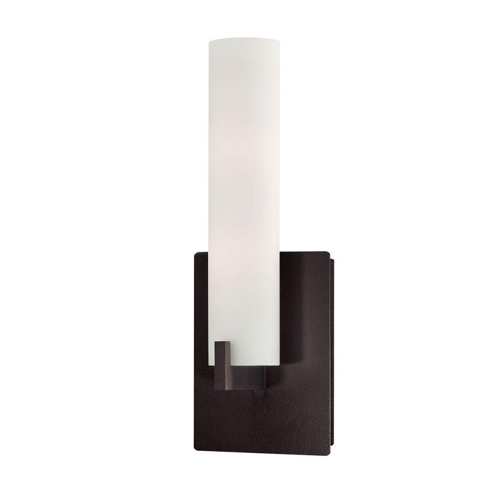 Eurofase Zuma Collection 2-Light Oil Rubbed Bronze Wall Sconce-DISCONTINUED