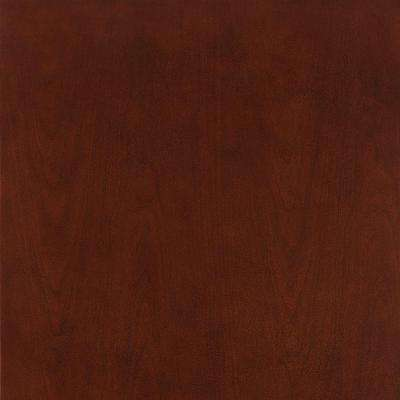 14-9/16x14-1/2 in. Cabinet Door Sample in Hanover Cherry Bordeaux