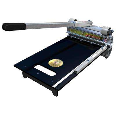 13 in. EZ Shear Laminate Flooring Cutter for Laminate, Vinyl, Rubber and More
