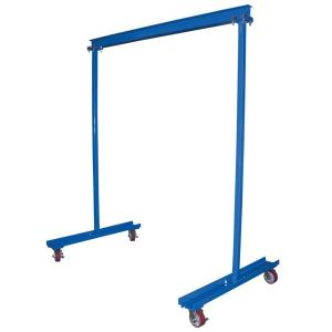 Click here to buy Vestil 600 lb. Capacity Portable Work Area Gantry Crane by Vestil.