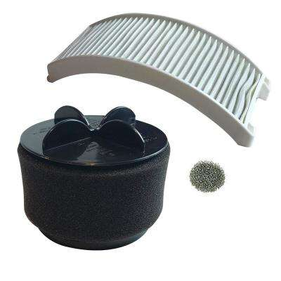 Style 12 Filter Kit Replacement for Bisselll Upright Vacuums Part 2032120